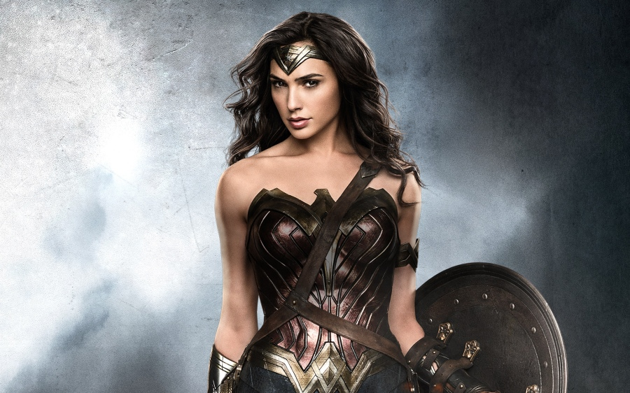 Patty Jenkins' Wonder Woman: Courageous or Cleavage?